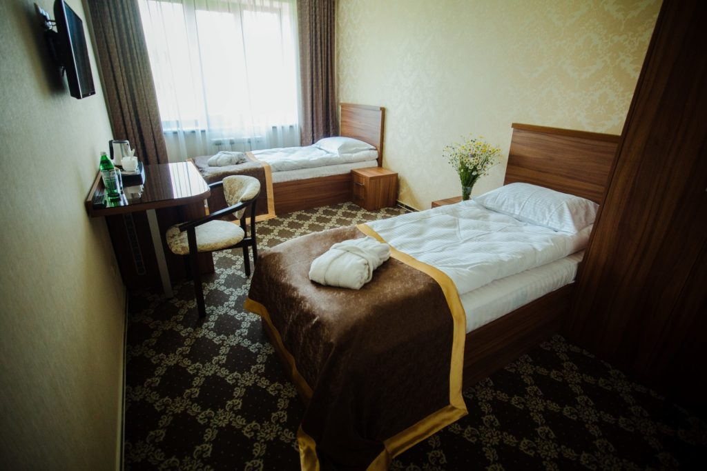 Double Room with Single Beds, 18 sqm