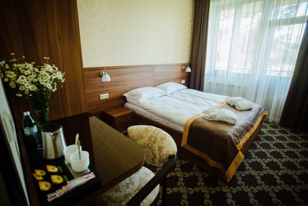 Double Room 18 sqm